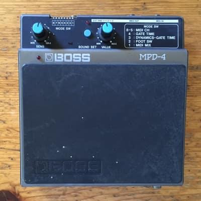 Boss MPD-4 Midi Pad 1980s