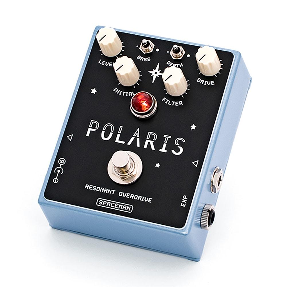 Spaceman Polaris Resonant Overdrive Light Blue