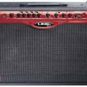 """Line 6 Spider 212 100-Watt 2x12"""" Stereo Digital Modeling Guitar Combo"""