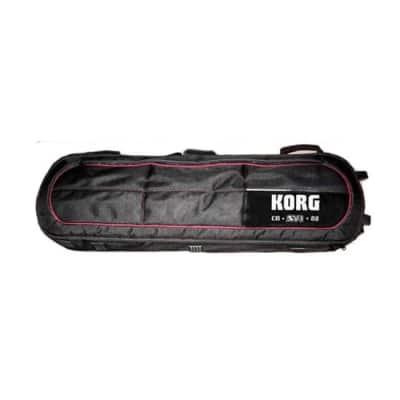 Korg CBSV188 Rolling Keyboard Case for SV-1 88