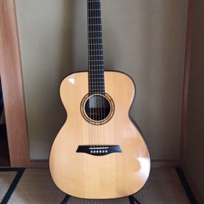SERGEI DE JONGE  OM Premium Brazilian Rosewood  2002 Natural for sale