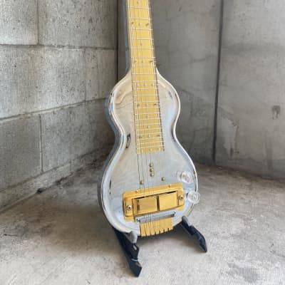 Rickenbacker Model G Lap Steel 1948-50 Chrome for sale