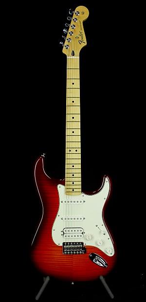 Fender Standard Stratocaster Plus Top Hss Reverb