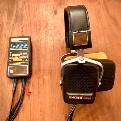Vintage Koss Phase 2+2 Quadrafone & Programmer Headphones