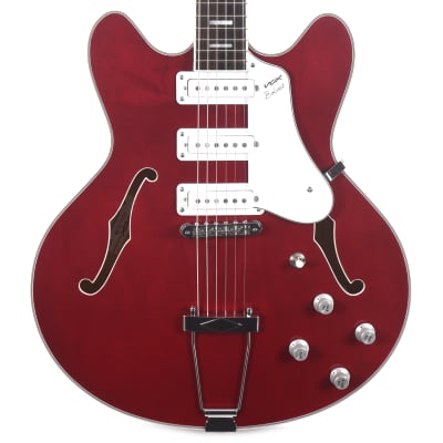 Vox Bobcat S66 Cherry Red for sale