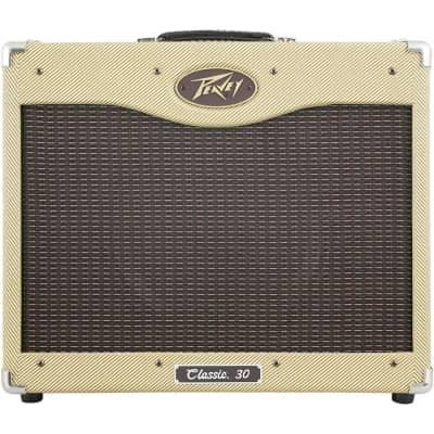 Peavey Classic 30 Tweed 112 30-watt 12 inch All Tube Combo Amp