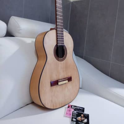 Vicente Sanchis. Old guitar for sale