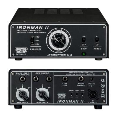 Tone King Ironman II Reactive Power Attenuator