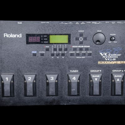 Roland VG-8 Guitar Effects Processor
