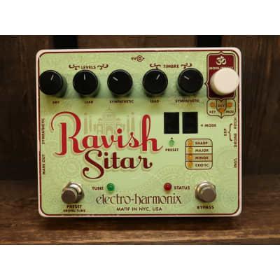 Electro Harmonix EHX Ravish Sitar for sale