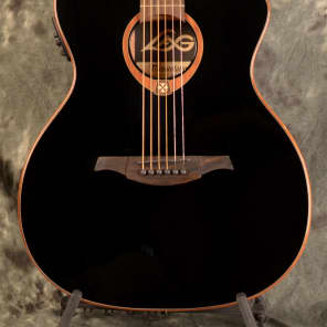 Lag Lâg Tramontane T-100 ASCE Auditorium Slim Cutaway Acoustic  w/ Electronics & SAME DAY SHIPPING for sale