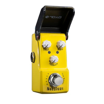 Joyo JF-328 Ironman Nebulous Phase True Bypass Guitar Effects Stompbox FX Pedal for sale