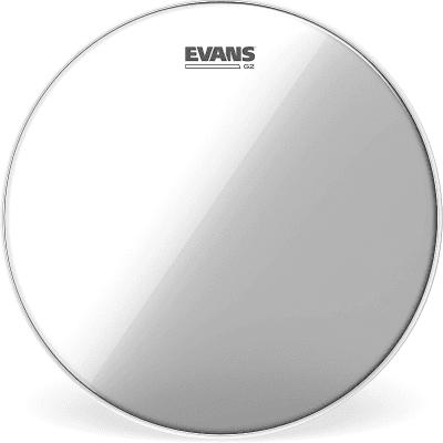 """Evans BD22G2 G2 Clear Bass Drum Head - 22"""""""