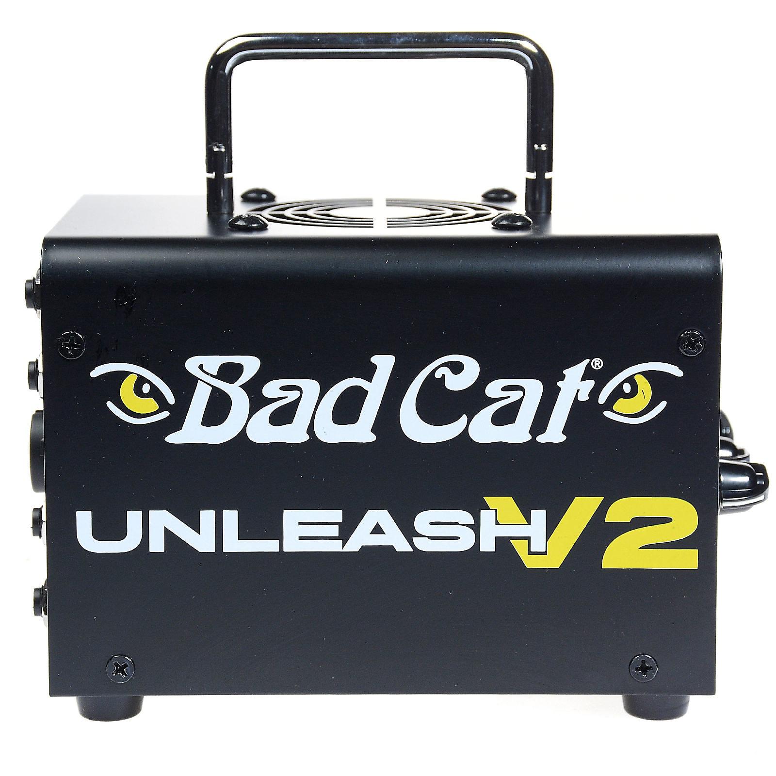 Bad Cat Unleash V2 Re-Amplifier / Attenuator | Reverb