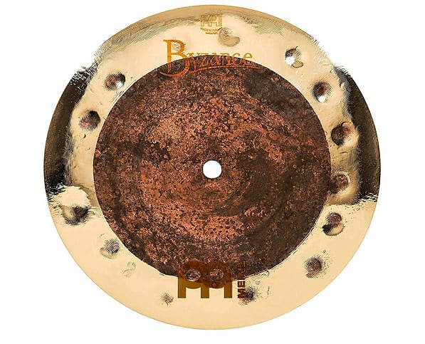 meinl cymbals byzance 10 39 39 dual splash reverb. Black Bedroom Furniture Sets. Home Design Ideas