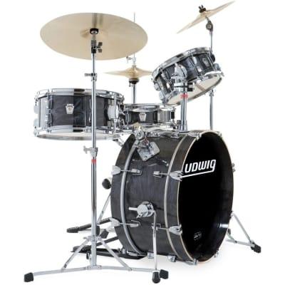 "Ludwig Classic Birch Gig-Lite Outfit 5x10 / 6x13 / 8x20"" Drum Set"