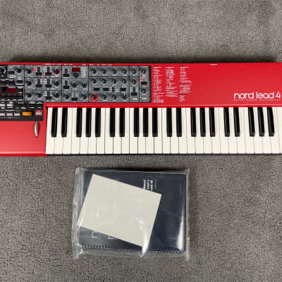 Nord Lead 4 Performance Synthesizer *offer