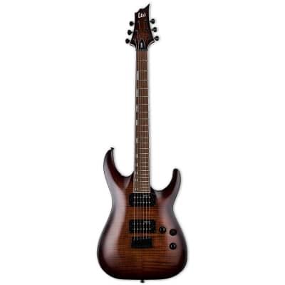ESP LTD H-200FM Dark Brown Sunburst DBSB Electric Guitar B-Stock H-200 FM for sale