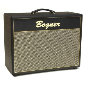 "Bogner 112CPS Shiva Closed Back Dual Ported 1x12"" Guitar Speaker Cabinet"