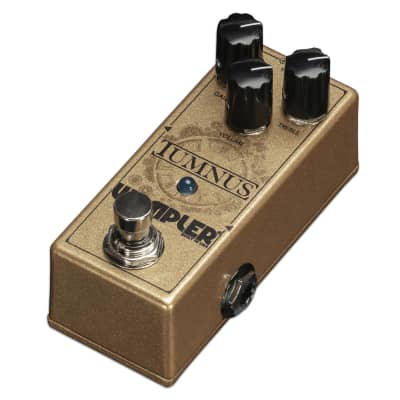 Wampler Tumnus Transparent Overdrive Pedal with Gain, Level, and Treble Controls