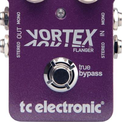 Tc Electronic Vortex Flanger Effetto Flanger A Pedale Toneprint for sale