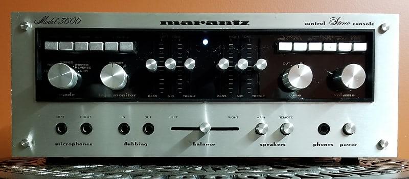 Marantz Model 3600 Control Stereo Console | Vintage Stereos