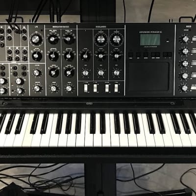 Moog Voyager XL - Limited Tolex Edition #98 of 100