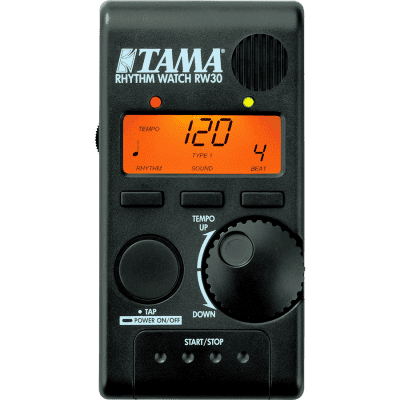 Tama RW30 Rhythm Watch Mini Programmable Metronome for sale