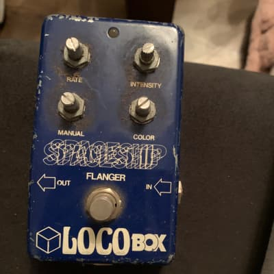 Loco Box  Spaceship Flanger 70s for sale