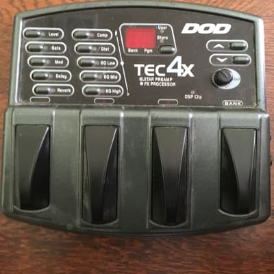 DOD tec4x for sale