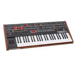 Dave Smith Instruments Sequential Circuits Prophet-6 Polyphonic Analog Synthesizer