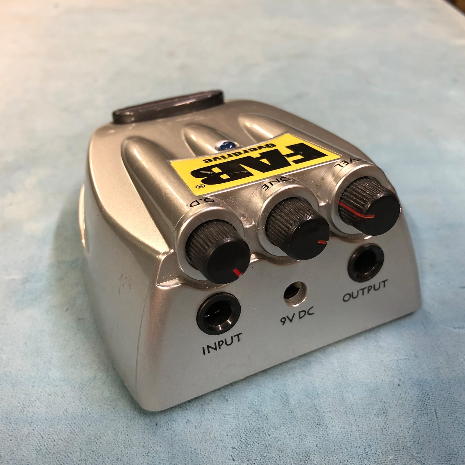 Danelectro FAB D-2 Overdrive Effects Pedal