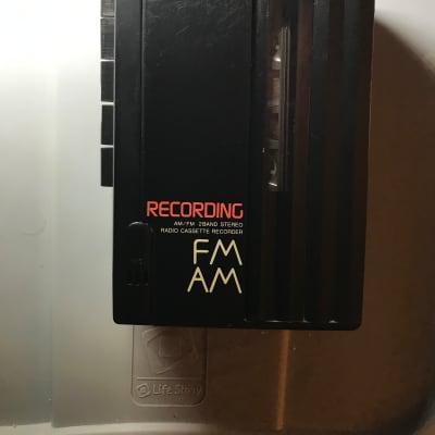 Emerson CRR100A Am,/Fm, 2 band Stereo Radio Cassette Recorder