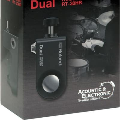 Roland RT-30HR Dual Zone Acoustic Drum Trigger