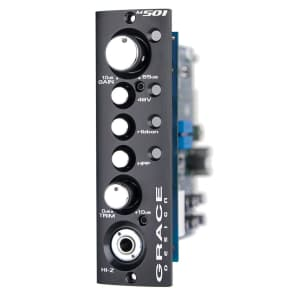 Grace Design m501 500 Series Mic Preamp Module
