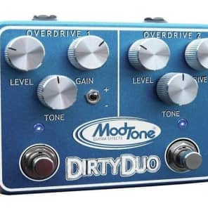 Modtone Dirty Duo Overdrive 2015