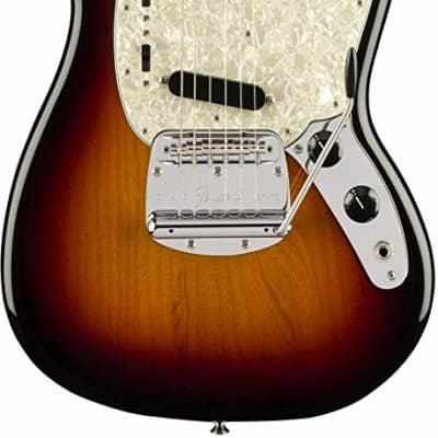 Fender Vintera '60s Mustang, Pau Ferro - 3-Color Sunburst