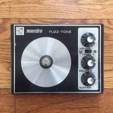 Maestro  Fuzz-tone  1970s