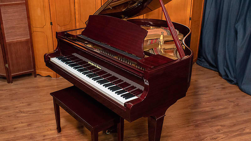 Schafer & Sons Baby Grand Piano - Labor Day Clearance Pricing!