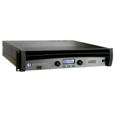 Crown I-Tech Series I-T12000HD Omnidrive HD 2-Channel Power Amplifier