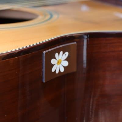 Flower Power! Rare 1960's Martin Replica ∞ Japanese Made OM 18 Copy ∞ Pro Setup ∞ JAPAN! for sale