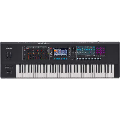 Roland Fantom 7 Semi-Weighted 76-Key Keyboard Music Workstation