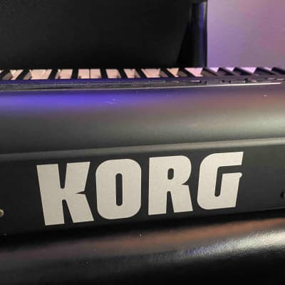 Korg 01/W fd 2000 black