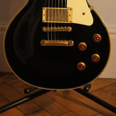 Hohner L59 Single Cut copy 1980s Black for sale