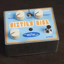 MJM Guitar FX Sixties Vibe 2010s Blue image