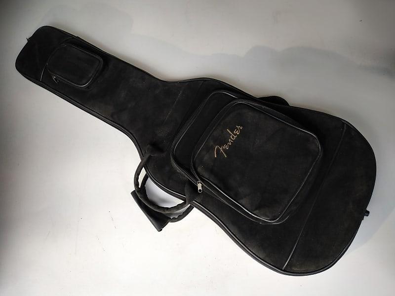 cae7d24c496 Fender Luxury Gig Bag ~VINTAGE~ Stratocaster/Telecaster Soft | Reverb