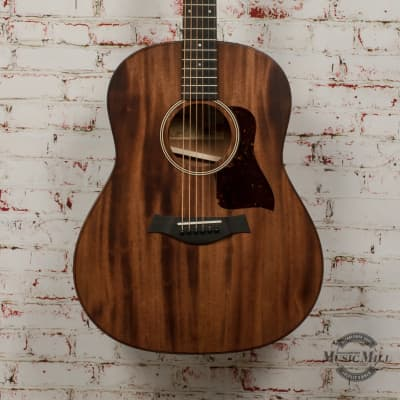 Taylor American Dream AD27 Mahogany Acoustic Guitar - Natural x0106 for sale