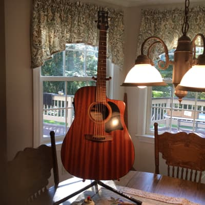 Garrison  G41 ce 2006 Natural mahogany for sale