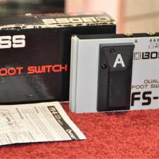 Boss FS-6 Dual Footswitch FS6 - Used in Very Good Conditions - Free Shipping!