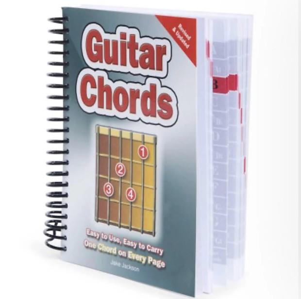 Complete Guitar Chords Book Maverick Guitar Co Reverb